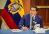"""Ecuador: """"Intentan poner en riesgo el proceso electoral"""""""