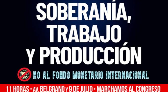 7 de abril: Jornada Nacional de Lucha de la CTA Autónoma