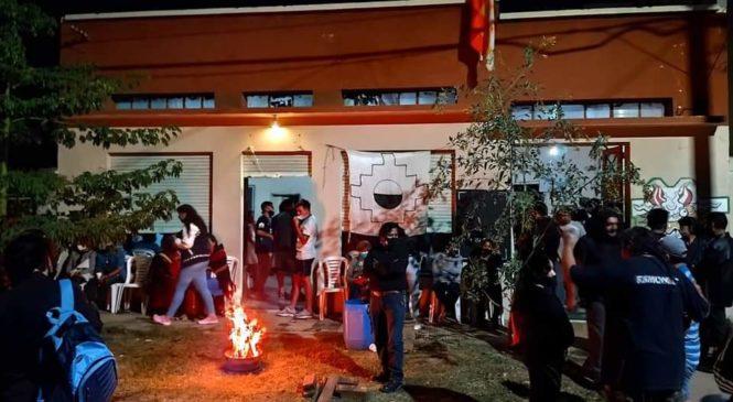 """Situación del Centro Cultural """"Hijxs del Pueblo"""" de la Comunidad Indígena """"Mink' akuy Tawantinsuyupaq"""""""