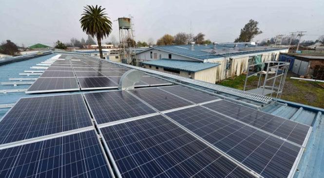 Energía popular: electricidad al margen de los monopolios