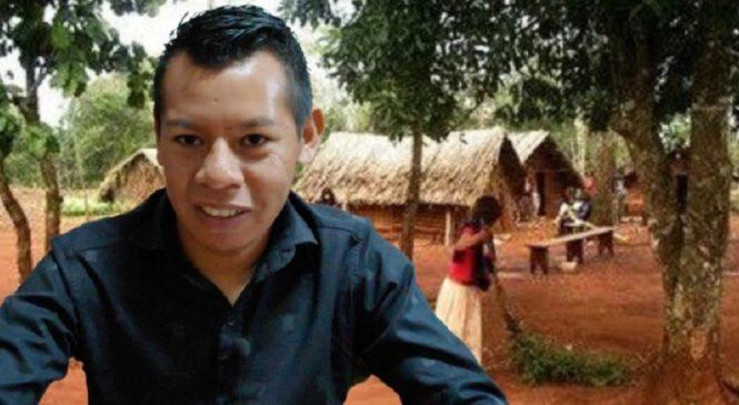 "Anselmo Fernández: ""Estoy intacto con la maravillosa cultura Mbya Guaraní"""