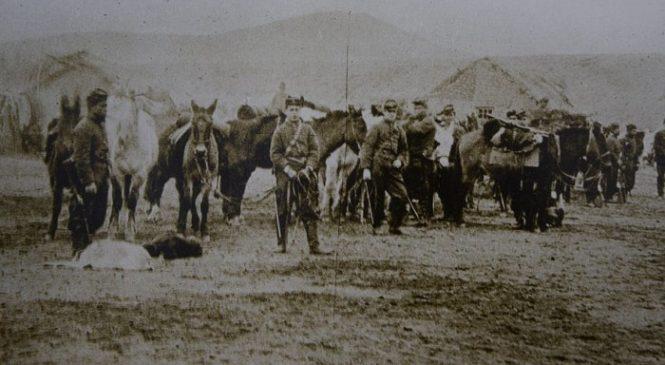 140 años atrás, clarines profanaron el silencio del Nawel Wapi Mapu