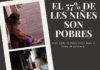 El 57% de les niñes son pobres