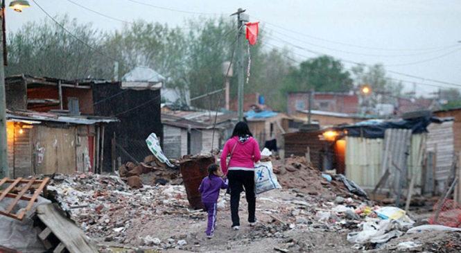 Pobreza como problema estructural