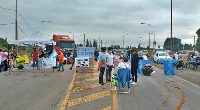 Río Negro: Trabajadores de la salud pública en lucha por condiciones dignas de trabajo
