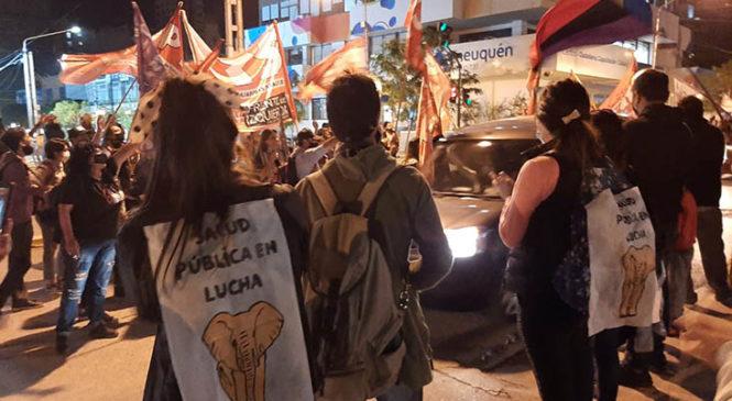 """Salud en lucha en Neuquén: """"de ahora en más la agenda la marcan los trabajadores y las trabajadoras"""""""