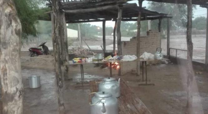Salta: piden un comedor para una escuela de niños wichí
