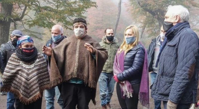 La justicia ordenó al Estado entregar sus tierras a la comunidad Lofche Mapuche Buenuleo