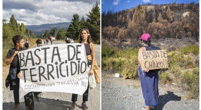 La Caminata de 1900 kilómetros de las Mujeres Indígenas contra el Terricidio