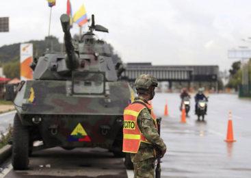 Colombia: Militares controlan Cali para sofocar las masivas movilizaciones populares