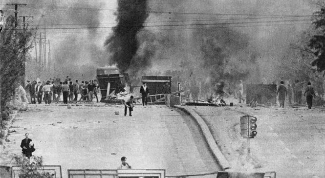 """Recuerdos del Cordobazo: """"Luche, luche, luche, no deje de luchar por un gobierno obrero, obrero y popular"""""""