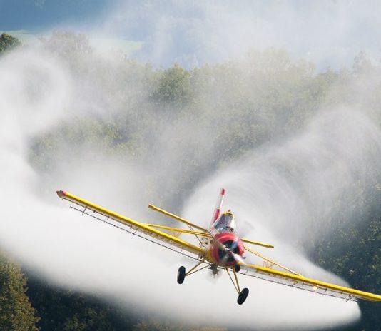 Comunidades Mapuche denuncian desastre socio ambiental por fumigación aérea de plaguicidas de empresa chilena agroindustrial
