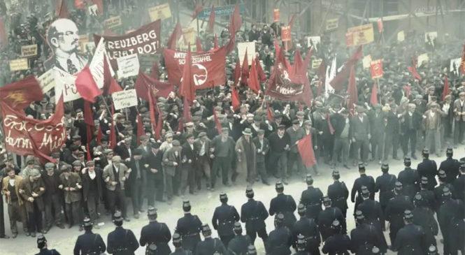 La URSS en tiempos de Stalin o donde hubo fuego cenizas quedan