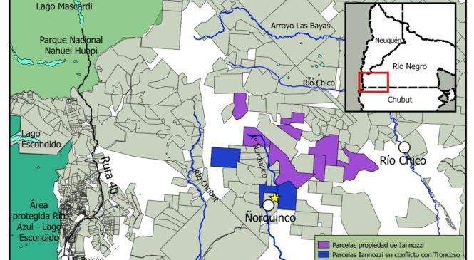 Extranjeros en silencio: la irregular compra-venta de tierras rurales en Río Negro