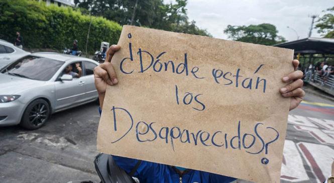 Colombia: denuncian existencia de centros clandestinos de detención en Cali