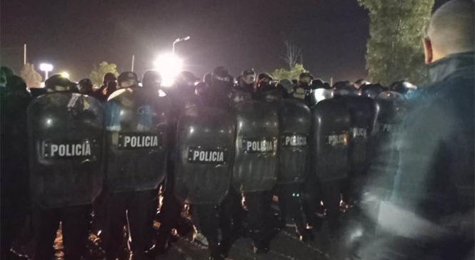 """APDH """"en alerta por la situación en Chubut"""""""