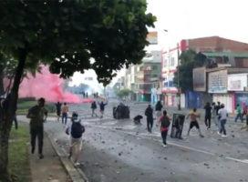 1° de Mayo: Violencia Estatal en Cali, Colombia