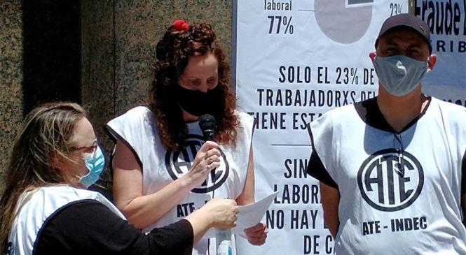Trabajadores del INDEC informaron que una familia ya necesita 96.800 pesos para no ser pobre