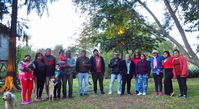 La unidad indígena se consolida: asamblea en la comunidad mocoví del Delta