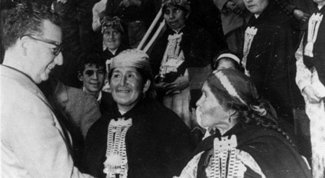 La lección que da Chile puede aprenderla el Puelmapu