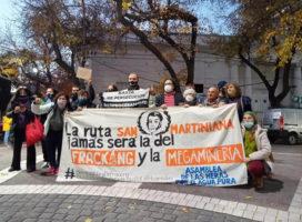 Mendoza: Concentración y nuevas acciones contra la criminalización de la protesta socioambiental