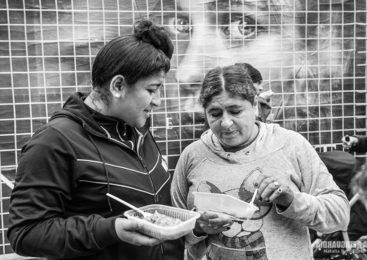 """""""Uno de cada cuatro habitantes de la Ciudad pasa hambre"""""""