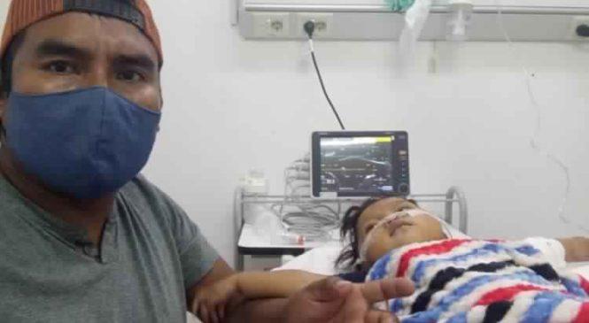 Padres wichí alertan sobre el abandono del Hospital de Santa Victoria en Salta
