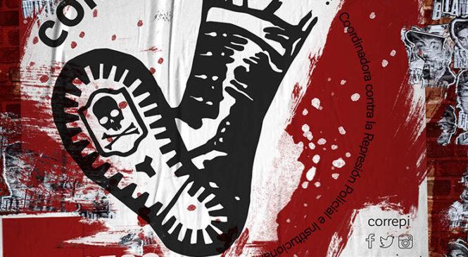 Agenda Antirrepresiva Urgente: acceso gratuito a la justicia para las víctimas de represión y no defensa estatal para sus victimarios