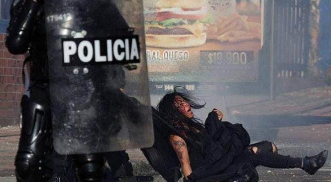 Organizaciones de EEUU reclamaron el fin de la asistencia policial y militar a Colombia