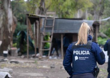 La Plata: Desalojaron el predio de la ex Fábrica Fasacal de Hernández