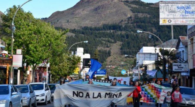 ENDEPA acompaña a comunidades de Chubut que luchan contra la megaminería