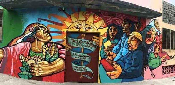 Bachillerato IMPA: en lucha por un espacio popular, feminista, sin violencia y sin patrón