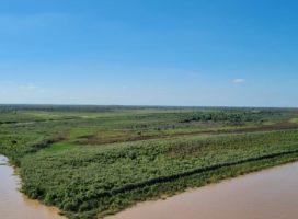 Santa Fe: La isla de los mástiles y el derecho indígena