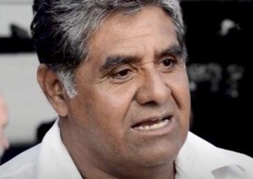 Falleció por coronavirus el lider qom Israel Alegre