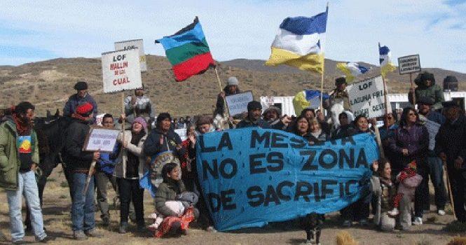 Resistir a la megaminería, una acción constante del Pueblo de Chubut
