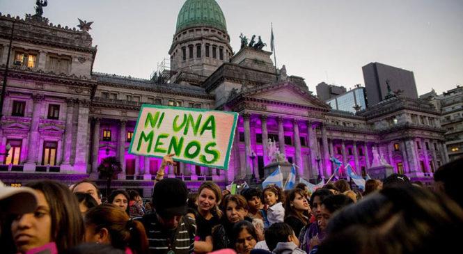 Ni Una Menos: contra la violencia machista y económica