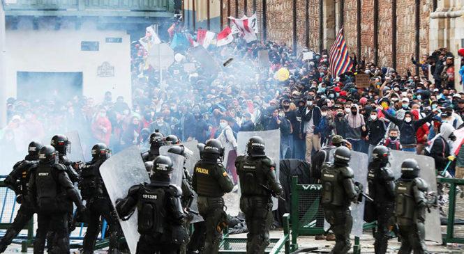 Piden poner fin al acuerdo de cooperación entre las policías de Argentina y Colombia