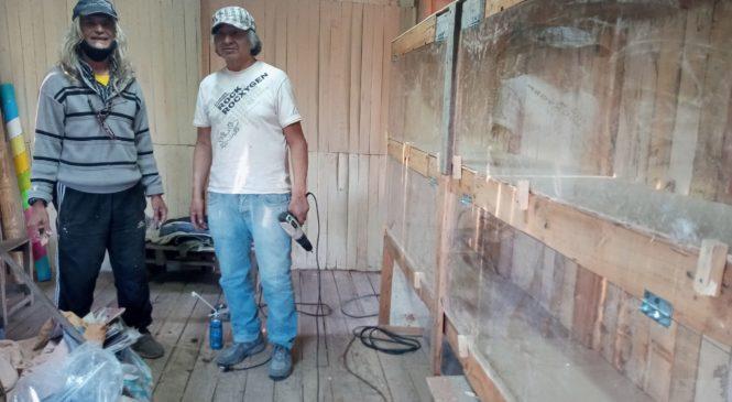 Punta Querandí avanza en sus mejoras