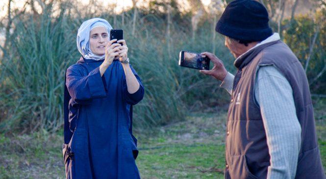"""Ceremonia en Punta Querandí: monja del Opus Dei denunció un """"ritual pagano"""""""