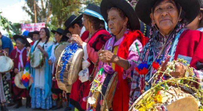 La Red de Mujeres Diaguitas y su lucha contra el extractivismo y la defensa del agua