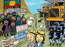 No es posible la Megaminería en territorios comunitarios