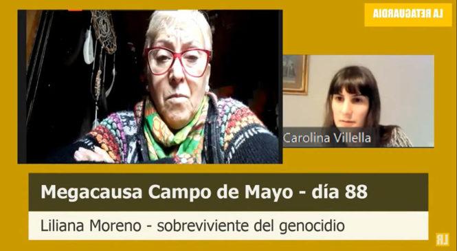 Liliana Moreno, otro relato de una adolescente secuestrada en El Campito