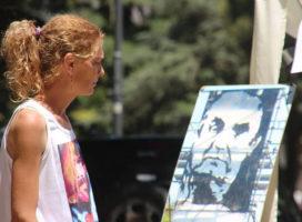 """""""Reutemann murió impune con la sangre de nuestros hermanos en sus manos"""""""