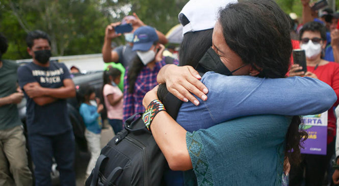"""Honduras: """"Una victoria popular de justicia para Berta Cáceres"""""""