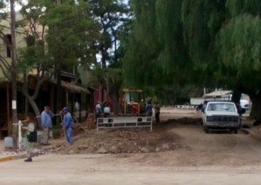 San Marco Sierras: Intendente ordenó obra sobre cementerio indígena y reserva arqueológica