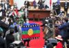Con Elisa Loncón y demás constituyentes, Chile avanza hacia la Plurinacionalidad