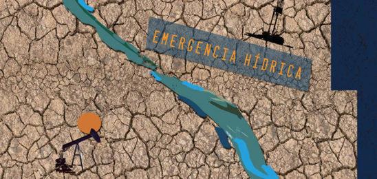 """""""Si el agua no tiene la fuerza suficiente para curarse a sí misma, las demás vidas también vamos a ir enfermando de a poco"""""""