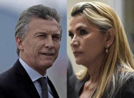 """El contrabando bélico de Macri y el escándalo """"Bolivia Verifica"""""""
