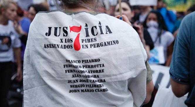 La masacre de Pergamino llega a la Corte Bonaerense: piden condenar a los policías por homicidio