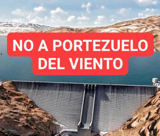 Mendoza: No a Portezuelo del Viento